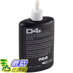 [美國直購] RCA D4+ Vinyl 黑膠唱盤 清潔液 Record Refill Fluid 1.25 Oz