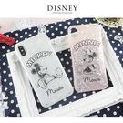 Disney迪士尼iPhone X/Xs五彩貝殼系列手機殼_素描