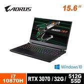 技嘉 GIGABYTE AORUS 15P XC-8TW2430AH 15.6吋筆記型電腦