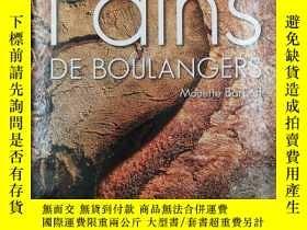 二手書博民逛書店Pains罕見de boulangers 法文Y19139 Mouette Barboff GOURCUFF