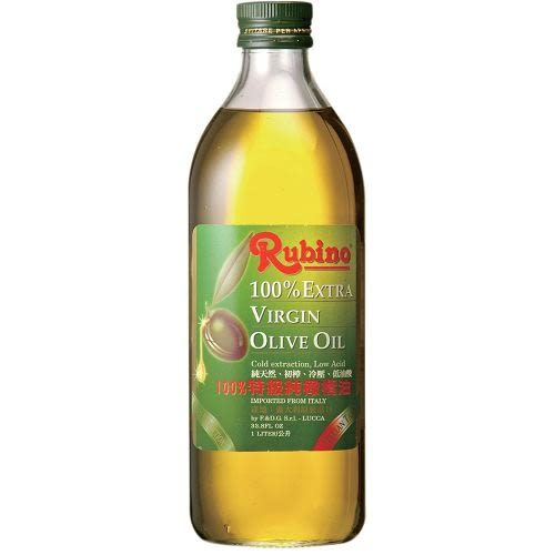 魯賓Rubino100%冷壓特級橄欖油1000ml【愛買】