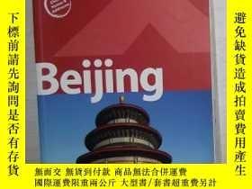 二手書博民逛書店英文原版罕見Beijing Complete Residents