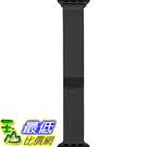 [美國直購] Pandawell B01EE5RMO8 42mm-Space 蘋果錶帶 Black Apple Watch Band Stainless Steel