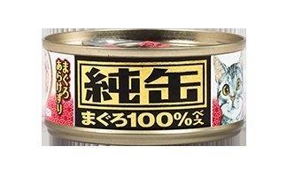 *King WANG*【單罐】日本AIXIA 愛喜雅《純缶貓罐系列》70g 六種口味 貓罐頭