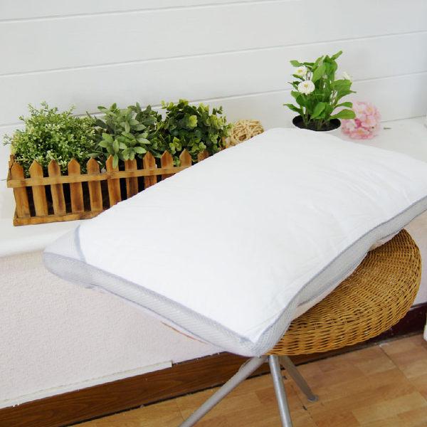 健康立體水洗枕、可水洗、好晾乾【立體圍邊設計、懸掛式晾乾】#健康舒棉 #可水洗