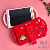 卡通iPad air4保護套mini1/2/3矽膠軟殼【極簡生活】