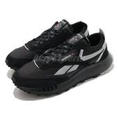 Reebok 休閒鞋 CL Legacy 黑 灰 男鞋 女鞋 Classic Leather 運動鞋 【ACS】 H04997