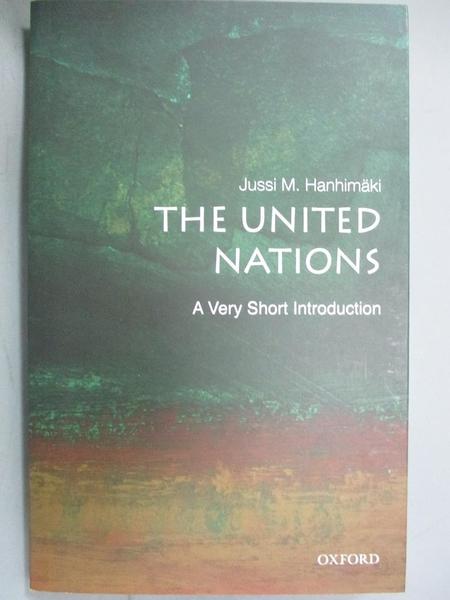 【書寶二手書T8/政治_LGI】The United Nations: A Very Short Introductio