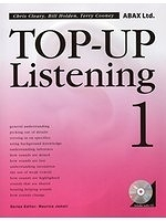 二手書博民逛書店 《Top-Up Listening 1》 R2Y ISBN:9781896942131│ChrisCleary