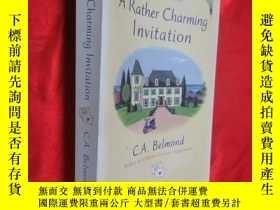 二手書博民逛書店A罕見Rather Charming Invitation (大
