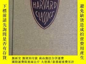 二手書博民逛書店英文原版:Harvard罕見classicsY367822 譯:S. H. Butcher … 略 出版19
