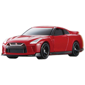 TOMICA 4D 01日產 GT-R Red
