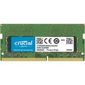 Micron 美光 Crucial 32GB DDR4-3200 SODIMM NB 筆電記憶體 CT32G4SFD832A 支援intel 9代以上CPU