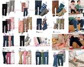 貝比幸福小舖【23020】NISSEN等日本九分褲襪大總匯 款式最多最齊全(原裝厚款! 超值~!)-款式01~20