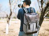 攝影包 德國單反攝影包佳能尼康數碼相機背包防盜防水後背單反包 夢藝家