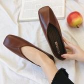 DE shop - 復古好穿豆豆鞋娃娃鞋 - GG-9821