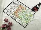彩色餐巾紙印花方紙巾