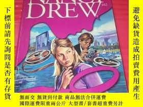 二手書博民逛書店Nancy罕見Drew:The Case of the Lost