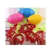 彈力球拉拉球兒童彈力穿梭手拉球幼兒園親子互動玩具感統訓練器材拉力球 俏女孩