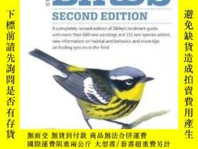 二手書博民逛書店The罕見Sibley Guide To Birds, Second EditionY255562 David