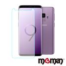 Mgman Samsumg S9 曲面亮面全透明玻璃保護貼(非滿版)-非Mgman包裝