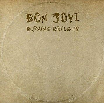 邦喬飛 全力以赴  樂迷珍藏盤 CD  Bon Jovi  Burning Bridges (購