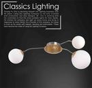 【燈王的店】北歐風 半吸頂3燈 客廳燈 餐廳燈 吧檯燈 301-98186-1