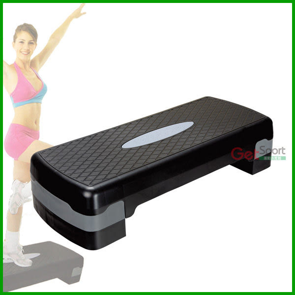 階梯踏板(2階)(平衡板/有氧踏板/韻律踏板/階梯舞蹈/Body Step/可調高度)
