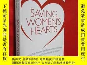 二手書博民逛書店Saving罕見Women s Hearts 【詳見圖】Y546