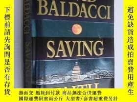 二手書博民逛書店Saving罕見FaithY146810 David Balda