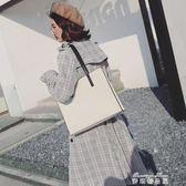 新款托特女包單肩包女大包簡約大包包大容量女士時尚手提包女  麥琪精品屋