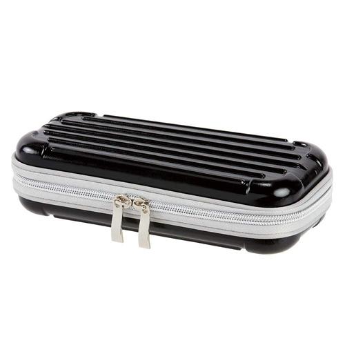 GUARDIAN 行李箱式硬殼防撞筆盒(黑)★funbox★sun-star_UA54736