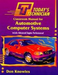 二手書博民逛書店《Today s Technician: Automotive