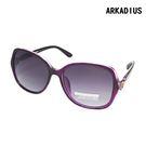 ARKADIUS 偏光太陽眼鏡 8120-紫色