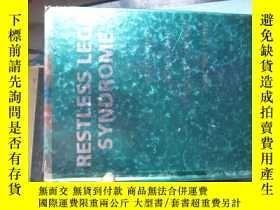 二手書博民逛書店b0044精裝restless罕見legs syndrome19