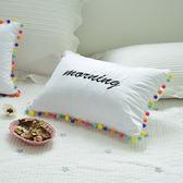 時尚可愛簡約實用抱枕92  靠墊 沙發裝飾靠枕腰枕  (35*48cm含芯)