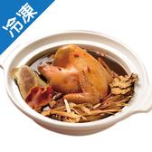 佳佳皇宮鹿茸燉雞2200G/盒【愛買冷凍】