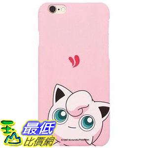 [美國直購] 神奇寶貝 精靈寶可夢周邊 iPhone 6 6S Plus Case 5.5吋 Pokemon Go Cartoon Cute Case Jigglypuff 手機殼