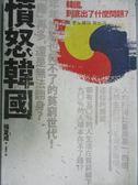 【書寶二手書T1/社會_IFV】憤怒韓國_張夏成