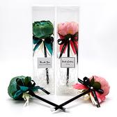 幸福婚禮小物-「DIY韓式仿真芍藥原子筆」婚禮用品/簽名筆/會場佈置/簽到