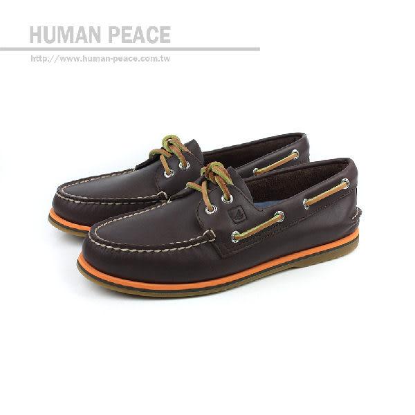 SPERRY 帆船鞋 咖啡色 男鞋 no018