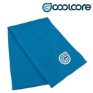 COOLCORE CHILL SPORT 涼感運動巾 藍色 ELECTRIC BLUE (涼感運動毛巾、降溫、運動、運動巾)