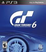 PS3 Gran Turismo 6 跑車浪漫旅 6(美版代購)