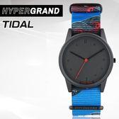 "Hypergrand新加坡設計師品牌01基本款系列""HOLIDAY""TIDAL海島浪潮腕錶NW01TIDL公司貨"
