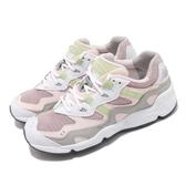New Balance 休閒鞋 850 NB 粉紅 粉綠 女鞋 小白鞋 老爹鞋 運動鞋【PUMP306】 WL850CNVB