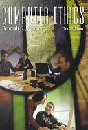 二手書博民逛書店 《Computer Ethics》 R2Y ISBN:0130836990