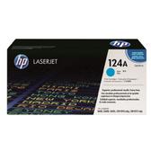【奇奇文具】【HP 碳粉匣】HP Q6001A 124A 原廠藍色碳粉 CLJ-2600/2605