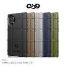 摩比小兔~QinD SAMSUNG Galaxy Note 10+ 戰術護盾保護套 保護殼 手機殼