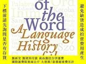 二手書博民逛書店Empires罕見Of The Word: A Language