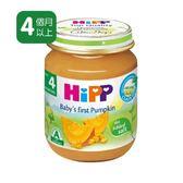 Hipp喜寶有 機南瓜泥 125g x1罐 75元 (買6罐送一罐)